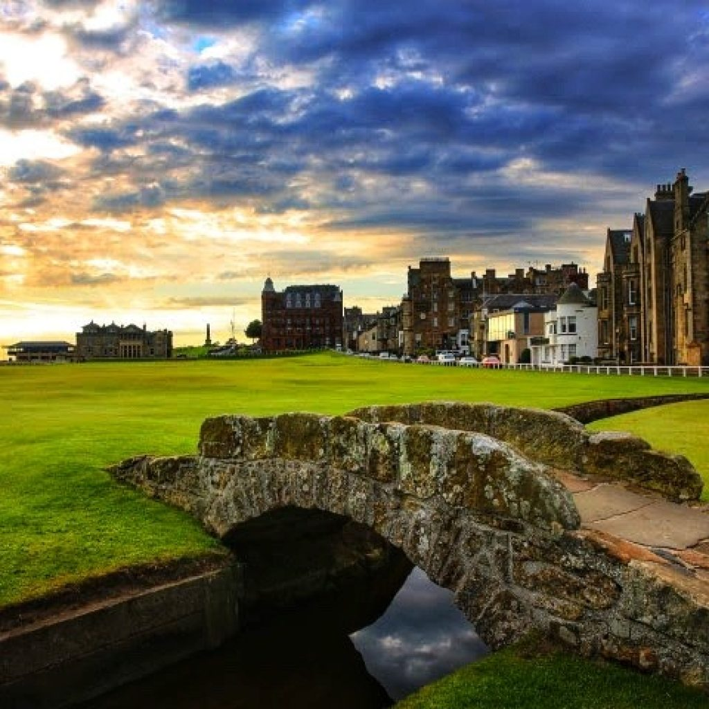 St. Andrews - Old