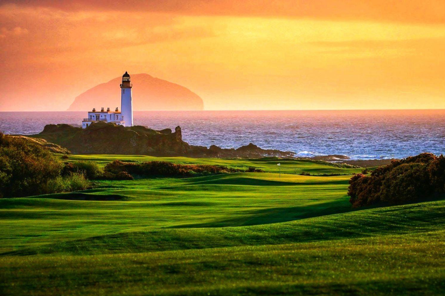 Turnberry - Ailsa