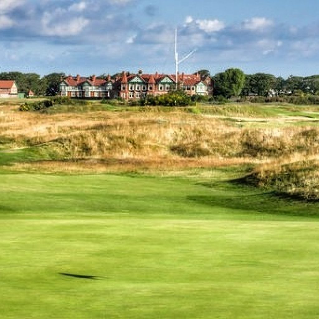 Royal Lytham and St. Annes