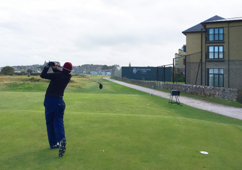 Old Course 17th